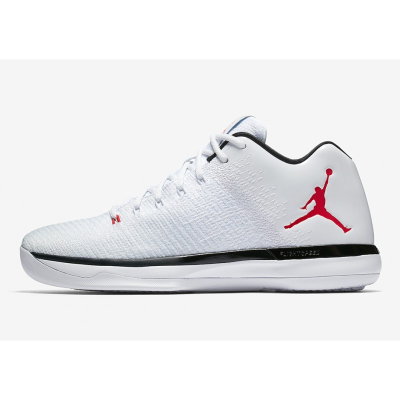"Air Jordan 31 Low ""CHICAGO BULLS"" White 897564-101 Cyber Monday"