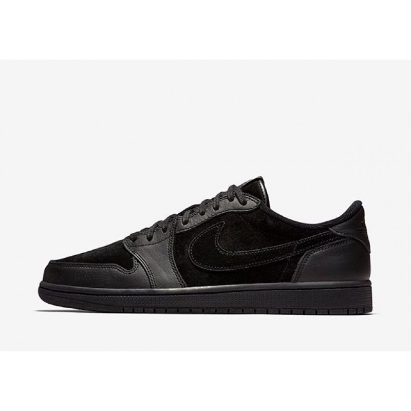 Air Jordan 1 Low OG Premium Black 919701-010 Black Friday