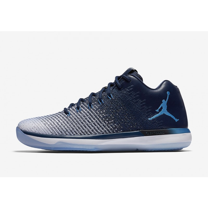 "Air Jordan 31 Low ""UNC"" Navy 897564-400 Cyber Monday"