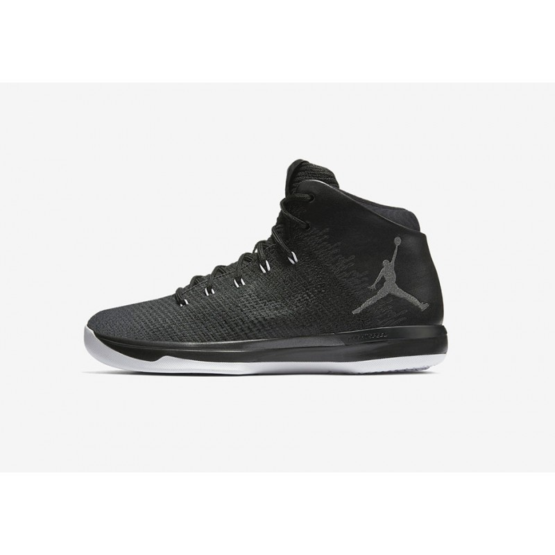 "Cyber Monday Air Jordan 31 ""Black CAT"" Black 845037-010"