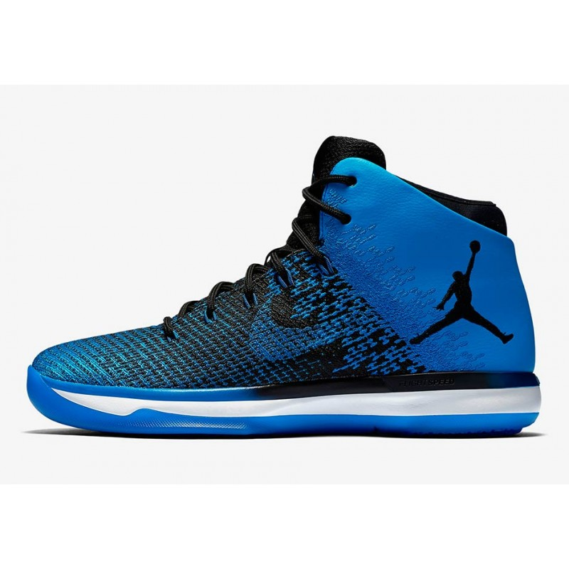 Air Jordan XXX1 Blue 845037-007 Black Friday