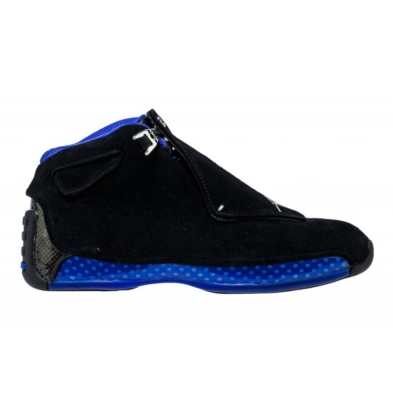 Cyber Monday Air Jordan 18 Shoes (Black) AA2494-007