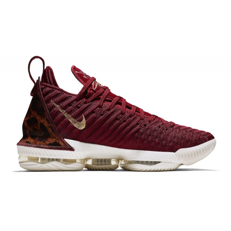 "Cyber Monday Nike LeBron 16 ""King"" (Red) AO2588-601"