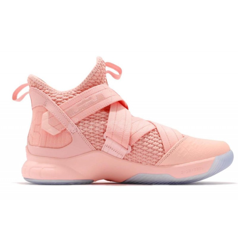 Cyber Monday Nike LeBron Soldier 12 (Pink) AO4055-900