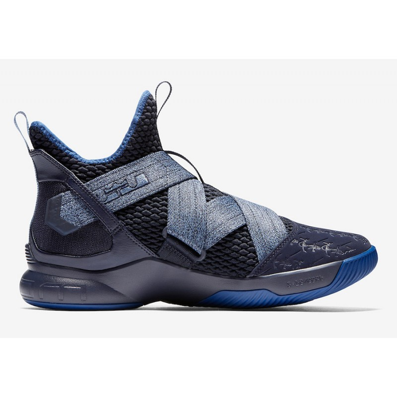 Cyber Monday Nike LeBron Soldier 12 (Blue) AO2609-401