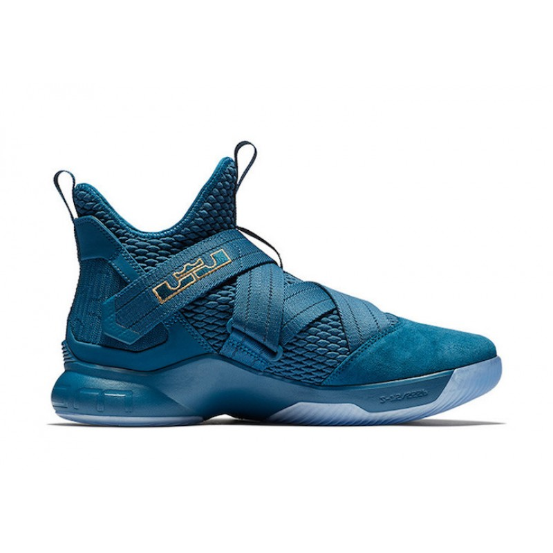 "Black Friday Nike LeBron Soldier 12 ""Agimat"" (Blue) AO4054-500"