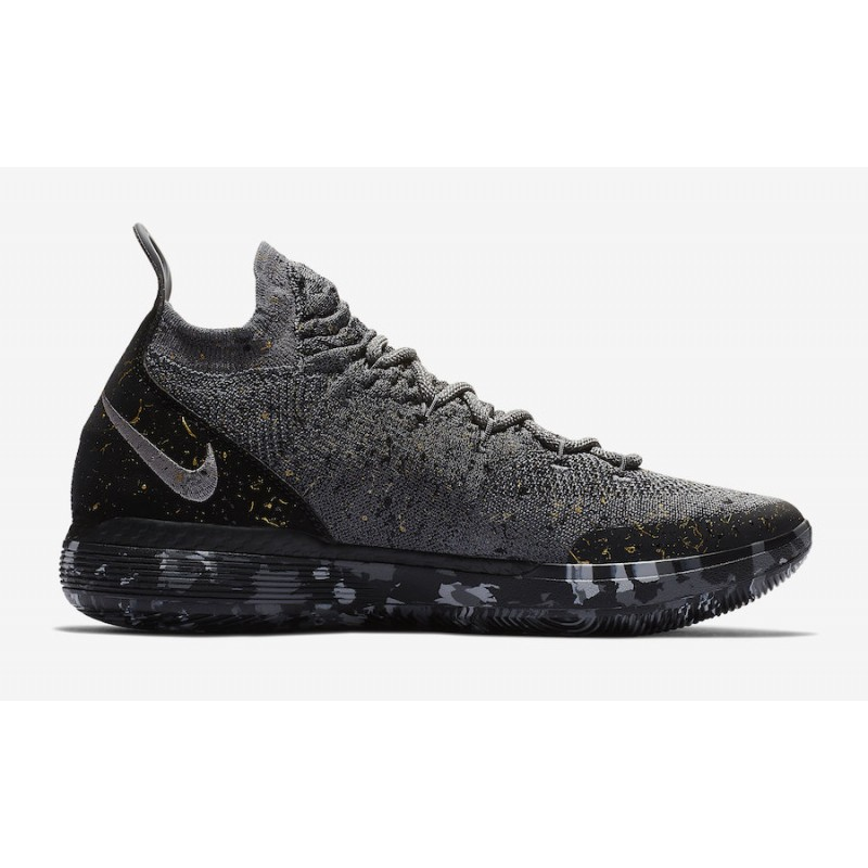 Cyber Monday Nike KD 11 Shoes (Black) AO2604-901