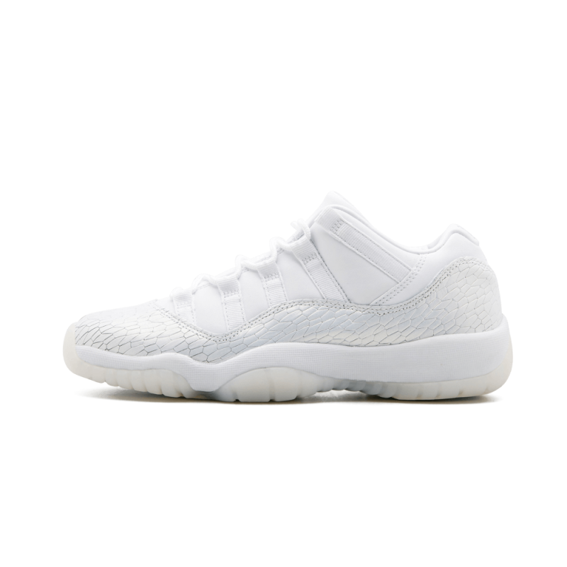 Air Jordan 11 Retro Low PR HC WMNS White/White-Pure Platnum 897331-100