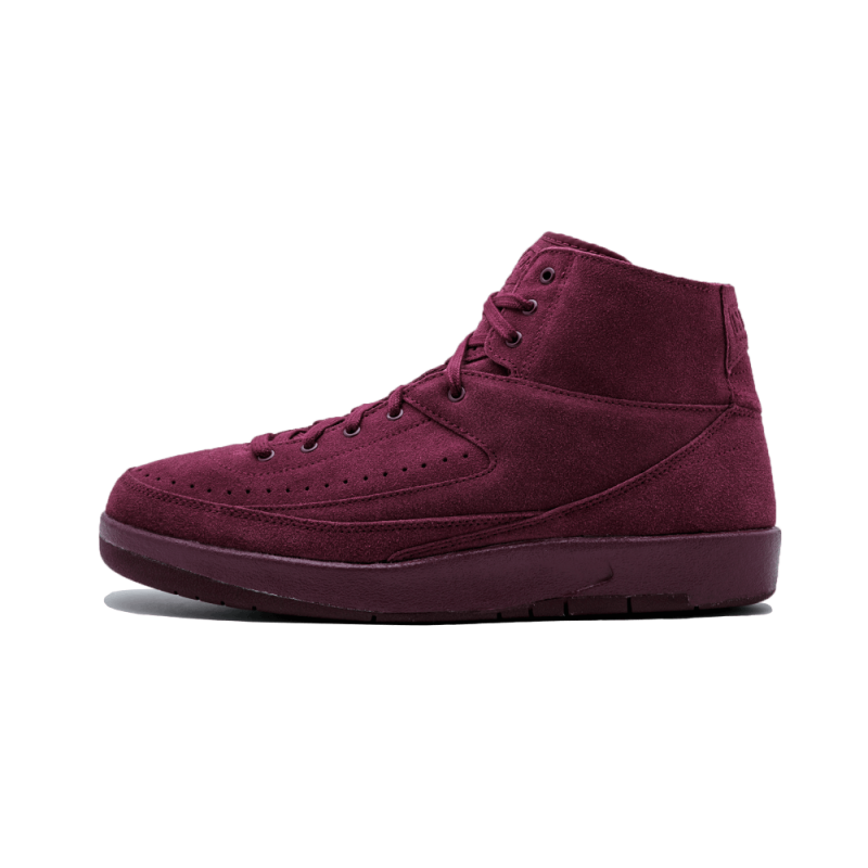 Air Jordan 2 Retro Decon Bordeaux/Bordeaux 897521-606 Cyber Monday
