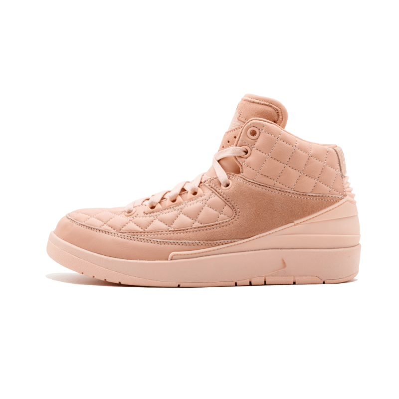 Air Jordan 2 Retro Just Don WMNS Artic Orange/Artic Orange 923840-805