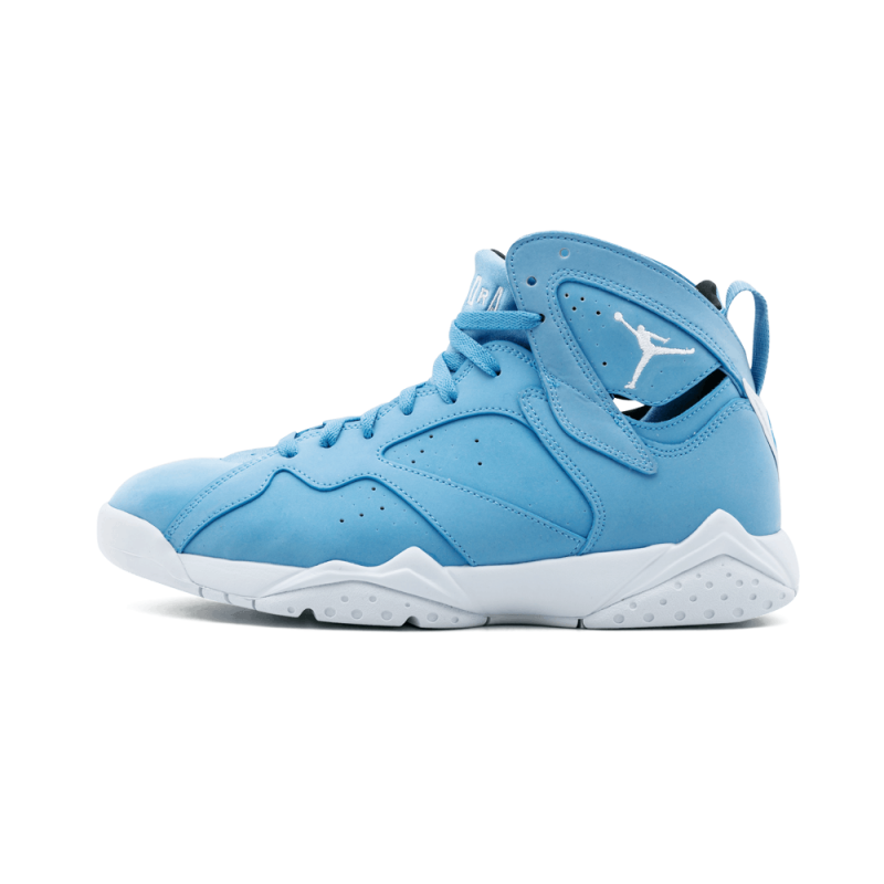 "Air Jordan 7 Retro ""Pantone"" University Blue/White-White 304775-400"