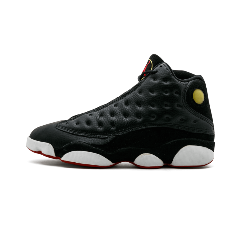Air Jordan 13 Black/True Red-White 136002-061 Black Friday