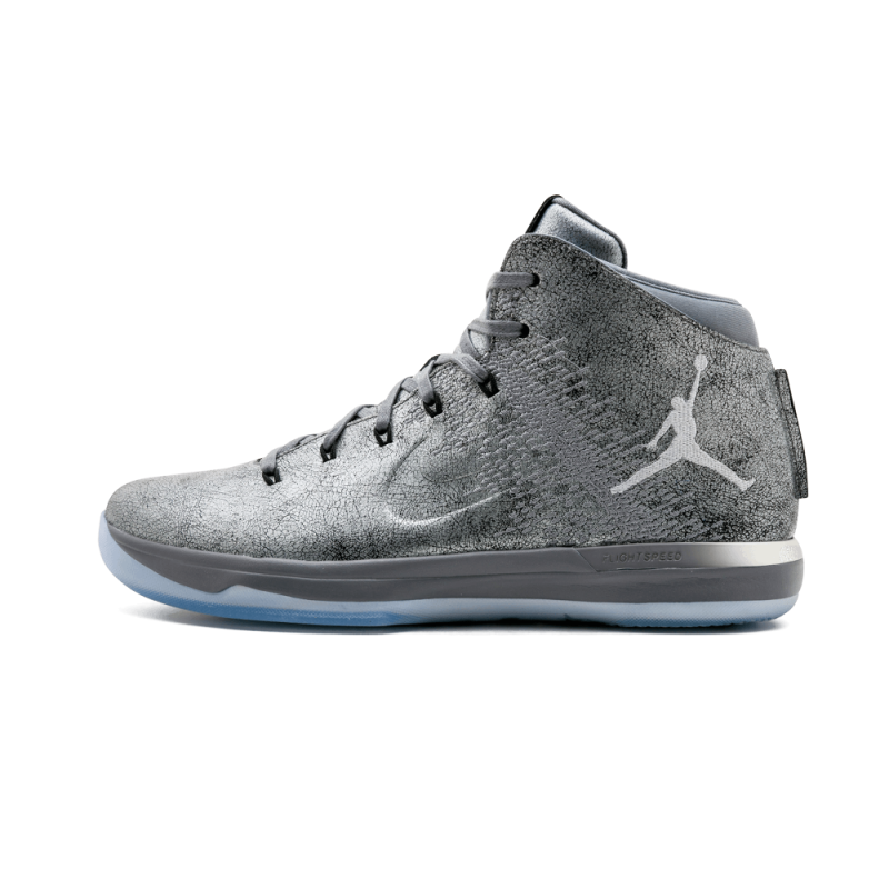 Air Jordan 31 PRM Cool Grey/Wolf Grey 914293-013 Cyber Monday