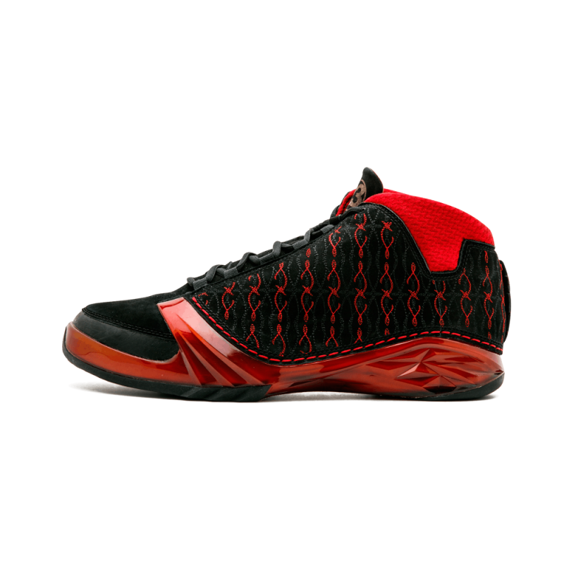Air Jordan 23 Premier Black/Varsity Red 318474-061 Black Friday