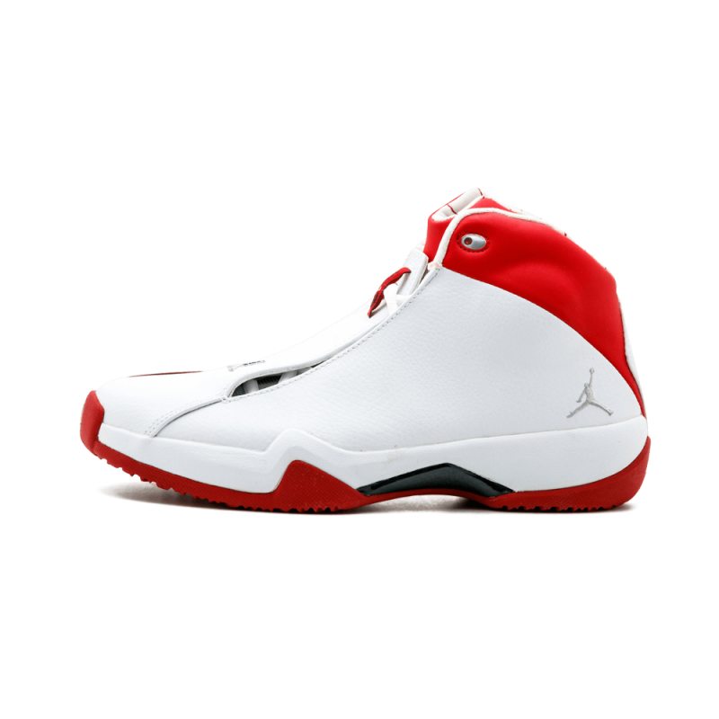 Air Jordan 21 PE WMNS White.Metallic Silver-Red 314304-103
