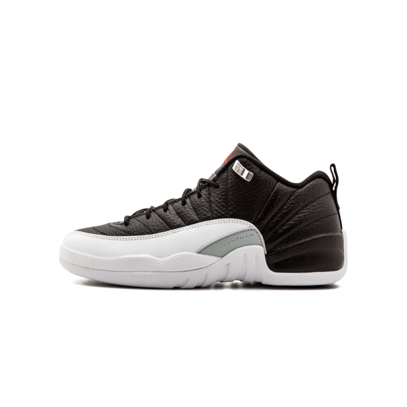 "Air Jordan 12 Retro Low WMNS ""Playoff"" Black/Varsity Red-White 308305-004"