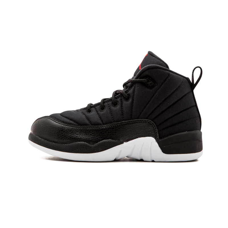 Jordan 12 BP Black/Gym Red-White 151186-004 Cyber Monday