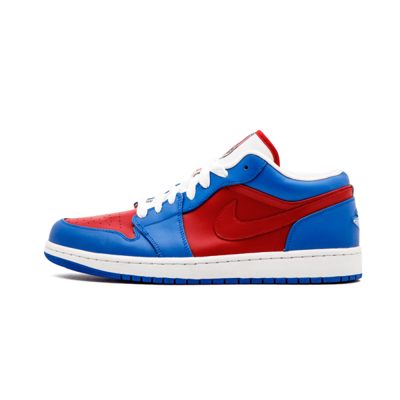 Air Jordan 1 Low PHAT PR Varsity Red/White-Vrsty Royal 340244-611 Black Friday