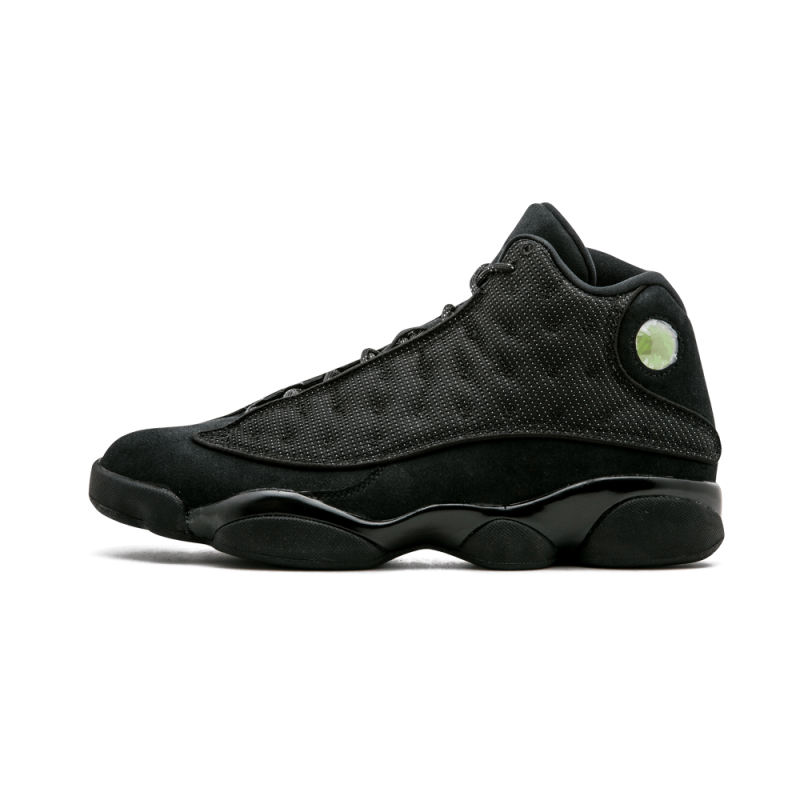 "Air Jordan 13 Retro ""Black Cat"" Black/Black-Anthracite 414571-011"
