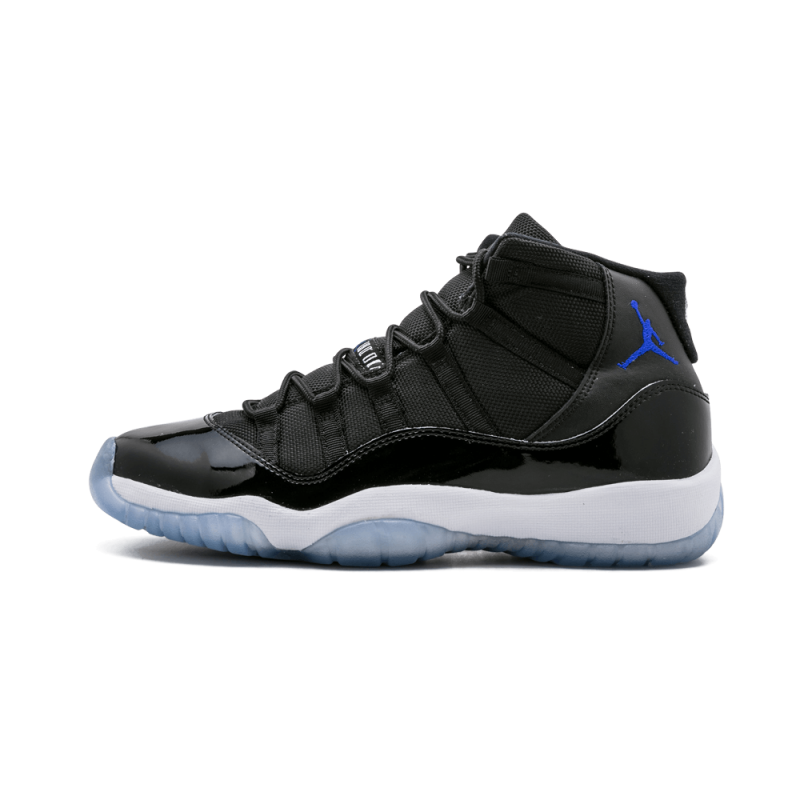 "Air Jordan 11 Retro WMNS ""2016 Space Jam"" Black/Concord-White 378038-003"