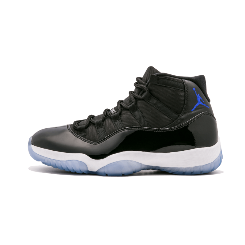 "Air Jordan 11 Retro ""Space Jam 2016 Release"" Black/Concord-White 378037-003"