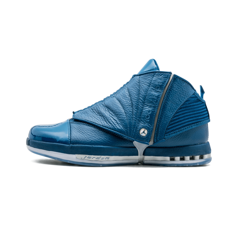 "Air Jordan 16 Retro Trophy Rm ""Trophy Room"" French Blue/French Blue 854255-416"