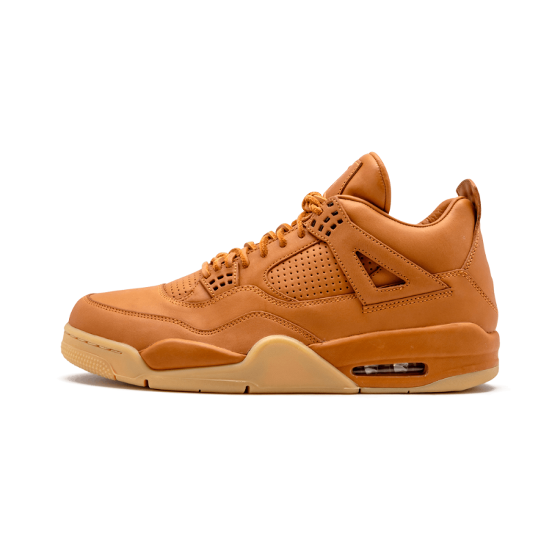 "Air Jordan 4 Retro Premium ""Pinnacle"" Ginger/Gum Yellow 819139-205"