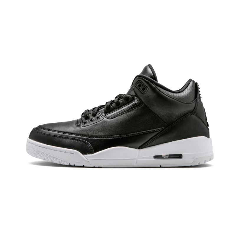 "Air Jordan 3 Retro ""Cyber Monday 2016"" Black/White 136064-020"