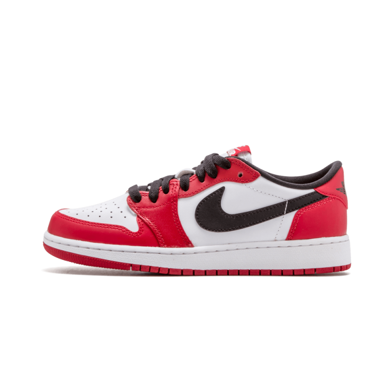 Air Jordan 1 Retro Low OG WMNS Varsity Red/Black-White 709999-600