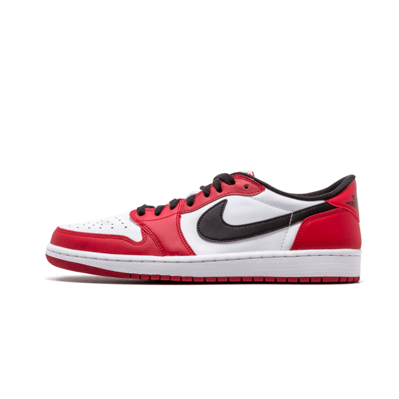 "Air Jordan 1 Retro Low OG ""Chicago"" Varsity Red/Black-White 705329-600"