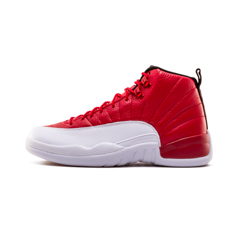 "Air Jordan 12 Retro ""Gym Red"" Gym Red/White-Black 130690-600"