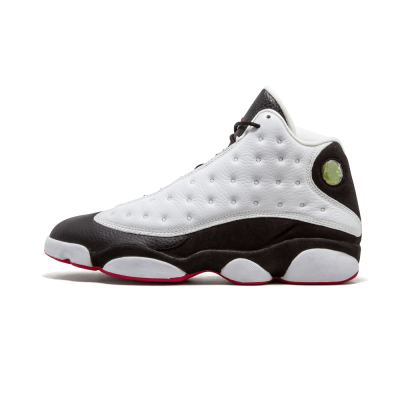 "Air Jordan 13 ""Countdown Pack"" White/Black 309259-104a"