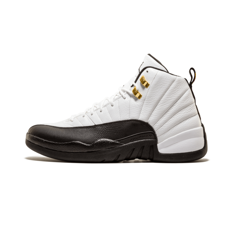 "Air Jordan 12 ""Countdown Pack"" White/Black 130690-109 Cyber Monday"