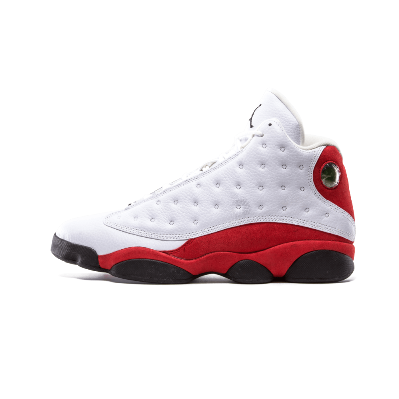 "Air Jordan 13 Retro ""2010 Release"" White/Black-Varisty Red 414571-101"
