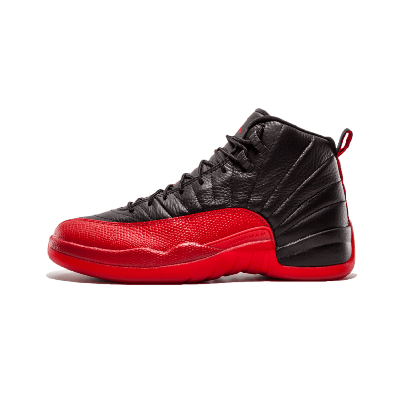 "Air Jordan 12 Retro ""Flu Game 2016"" Black/Varsity Red 130690-002 Cyber Monday"