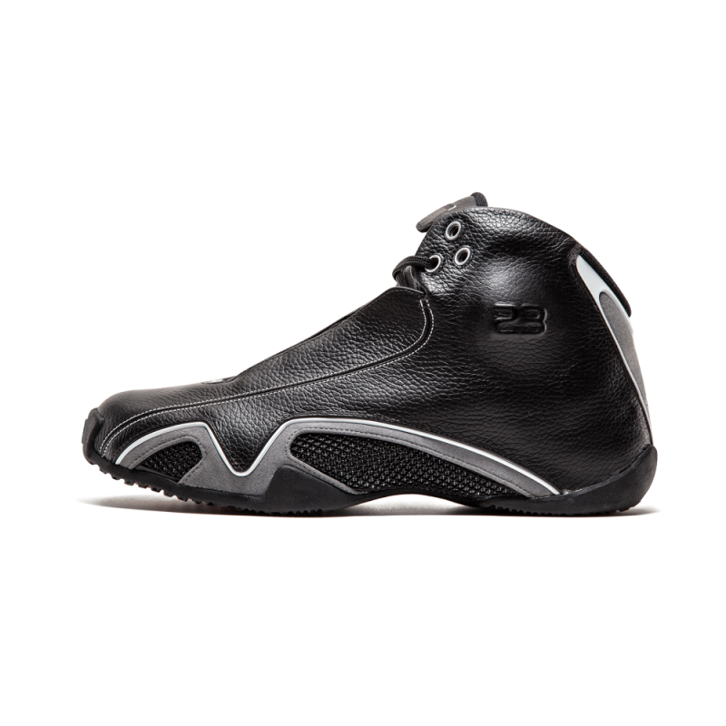 Air Jordan 21 Black/Flint Grey-White 313511-001 Cyber Monday
