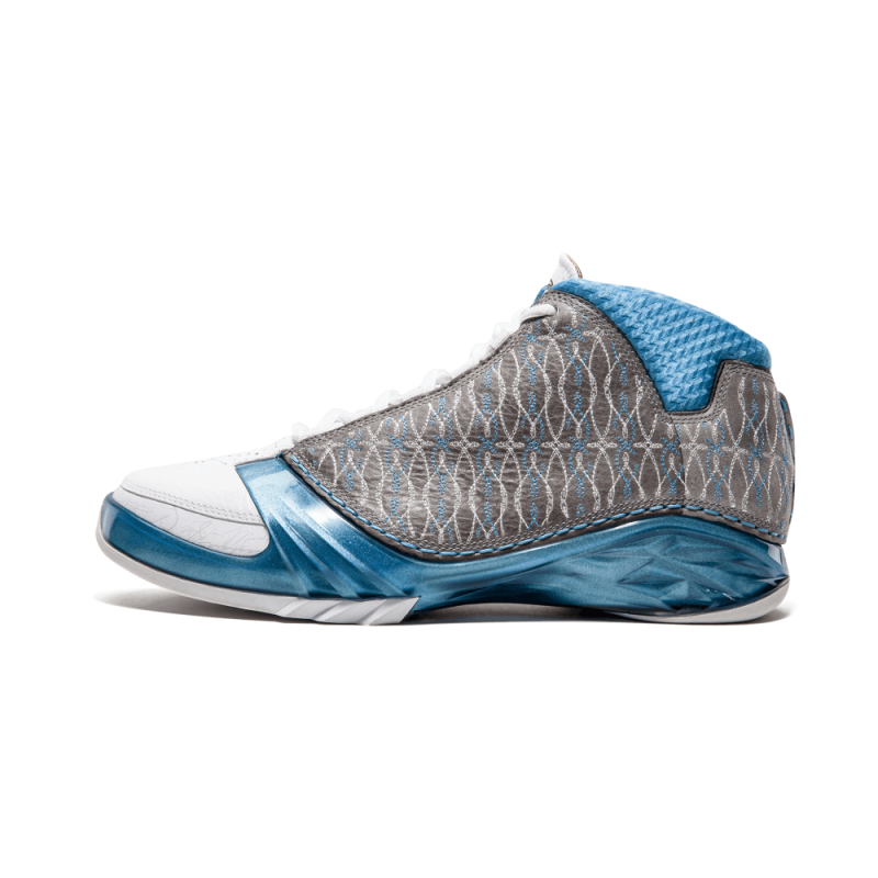 Air Jordan 23 Premier White/Titanium-University Blue 318474-151 Cyber Monday