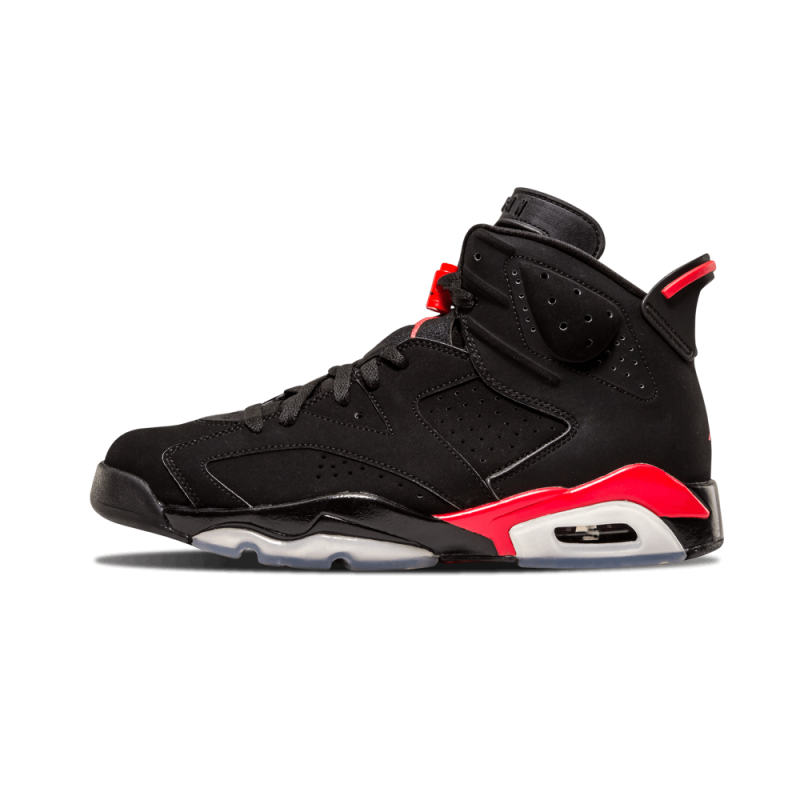 "Air Jordan 6 ""Alternate 2012 Sample"" Black/Red 334584-926"
