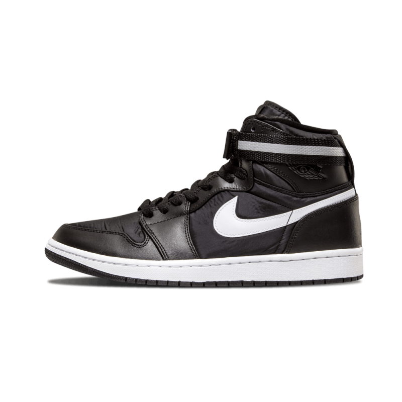 Air Jordan 1 High Strap Black/Dark Grey-White 342132-003 Cyber Monday