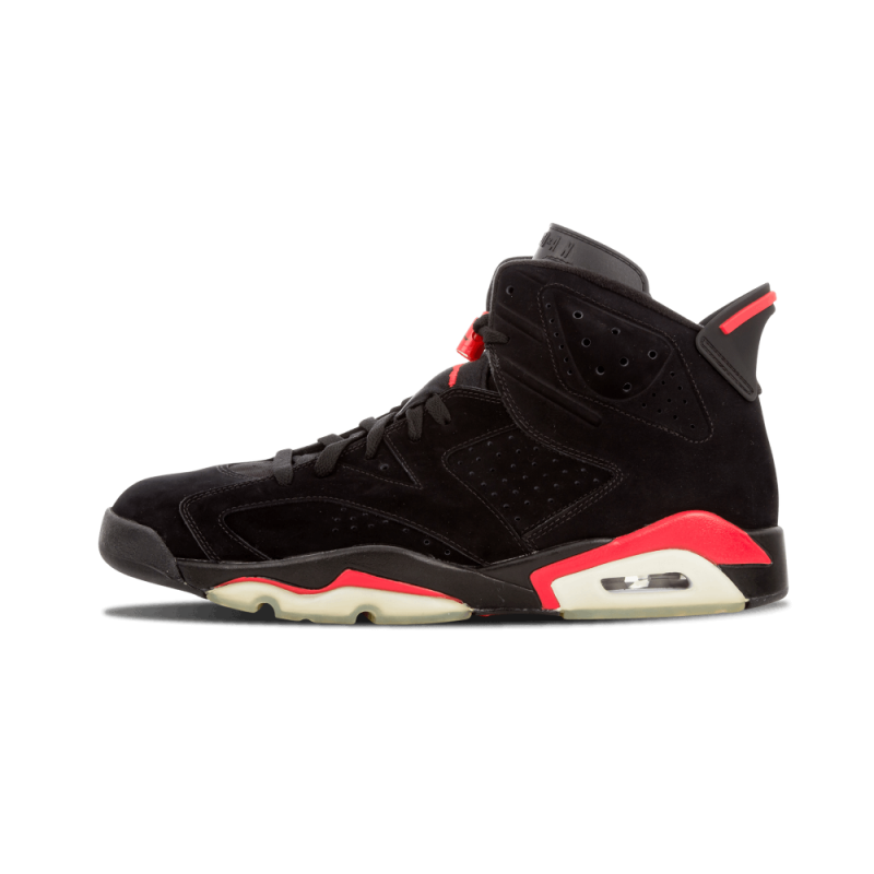 "Air Jordan 6 ""Infrared Pack"" Black/Red 384664-003 Cyber Monday"