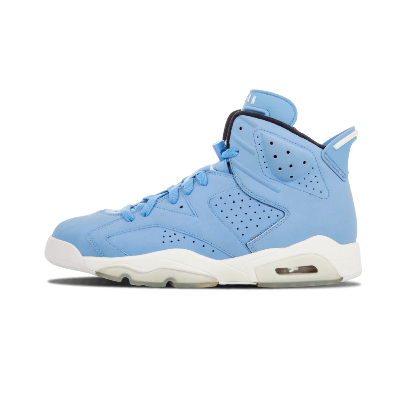 "Air Jordan 6 ""Pantone"" U. Blue/White-Black SU10-MJORD-484"