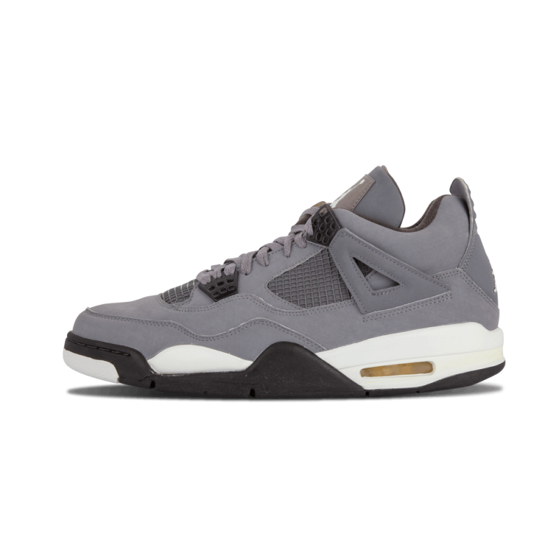 "Air Jordan 4 Retro ""Cool Grey"" Cool Grey/Chrome 308497-001"