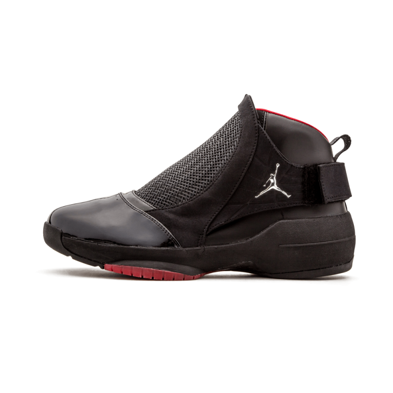 "Air Jordan 19 ""Countdown Pack"" Black/Red 332549-001 Cyber Monday"