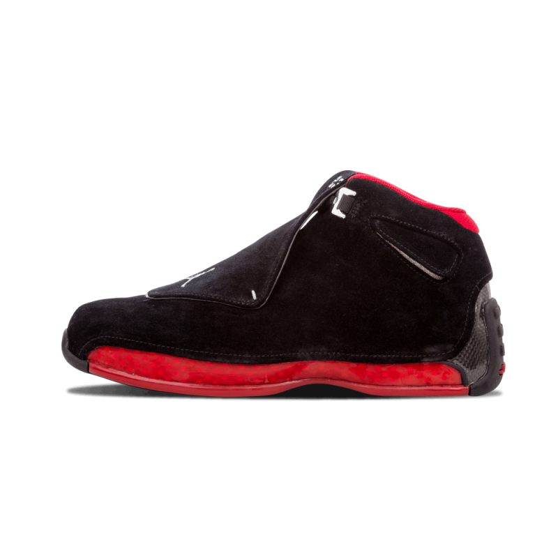 "Air Jordan 18 ""Countdown Pack"" Black/Red 332548-061 Cyber Monday"
