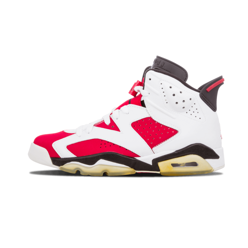 "Air Jordan 6 ""Countdown Pack"" Red/White/Black 322719-161"