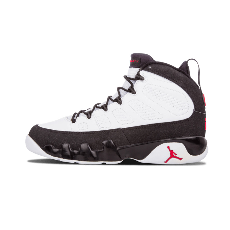 "Air Jordan 9 ""Countdown Pack"" White/Black 302370-161 Black Friday"