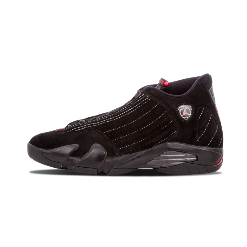 "Air Jordan 14 ""Countdown Pack"" Black 311832-061 Cyber Monday"