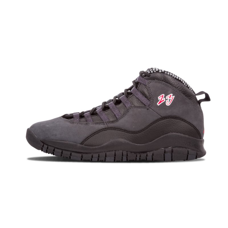 "Air Jordan 10 ""Countdown Pack"" Black 310805-061 Cyber Monday"