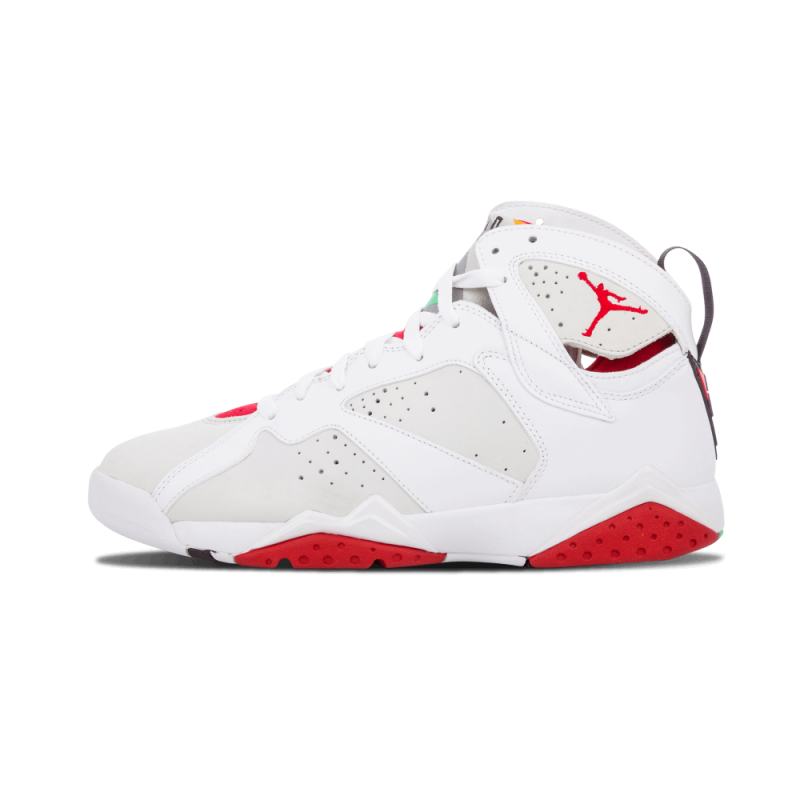 "Air Jordan 7 ""Countdown Pack"" White/Red/Green 304775-102"