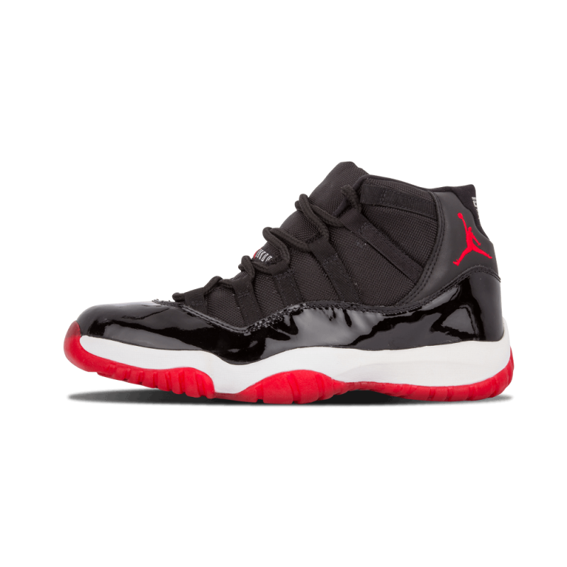 Air Jordan 11 Retro Black/Varsity Red-White 136046-061 Cyber Monday
